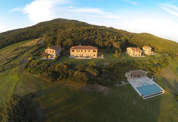 La Lepraia Estate
