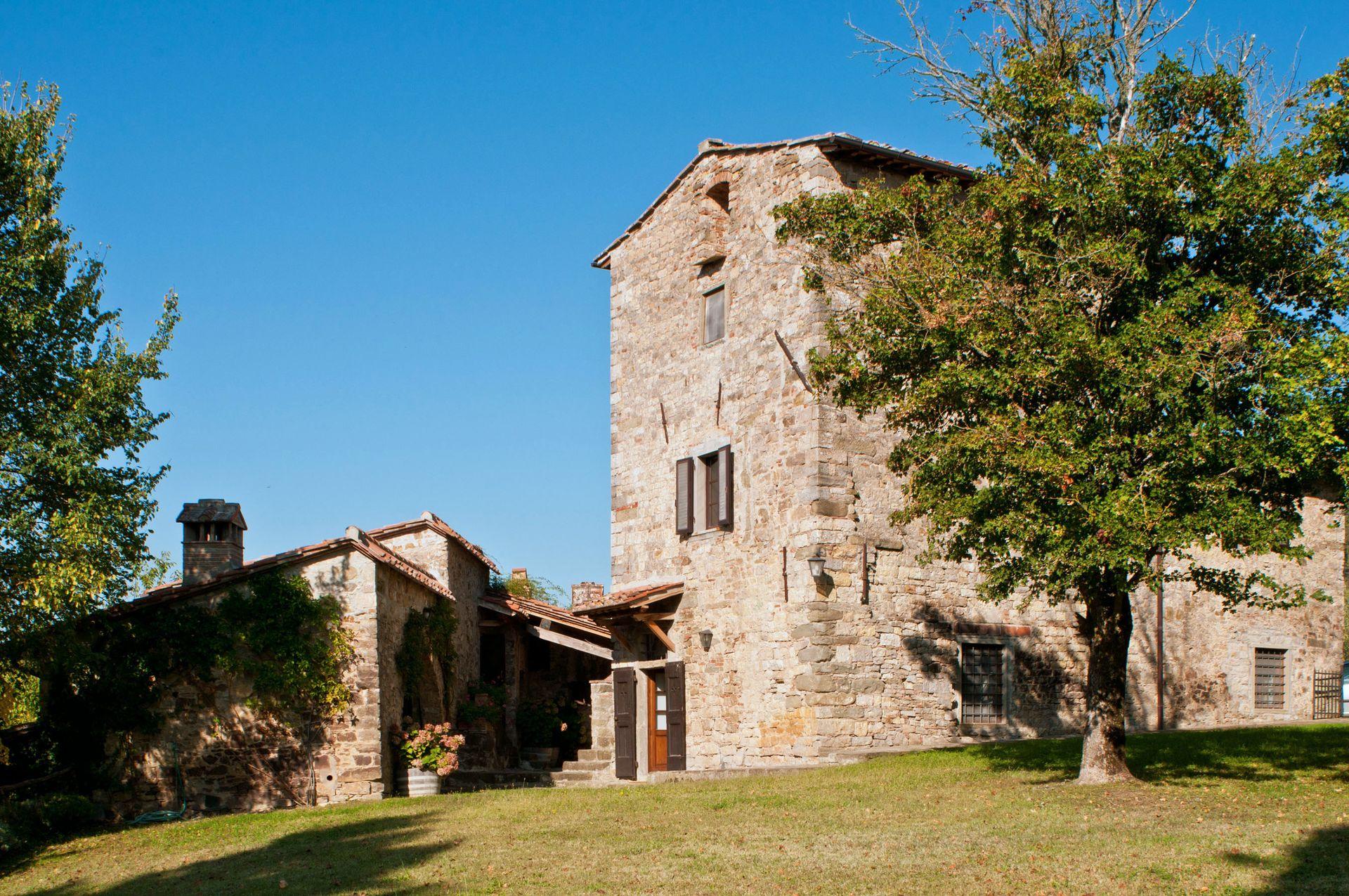 Villa Casavecchia Sala Di Cesenatico casavecchia villa in tuscany radda in chianti - salogi